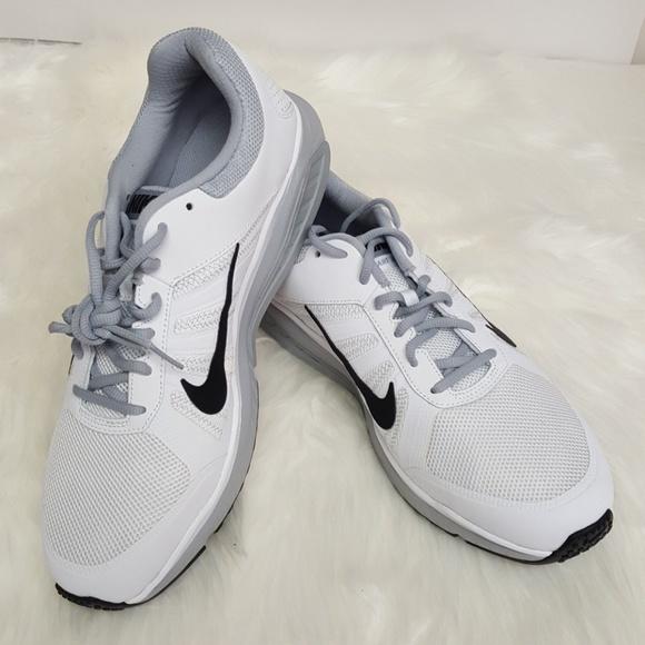 48a270a3e7e49 Nike Dart 12 White/Wolf Grey/Black Mens Running 12